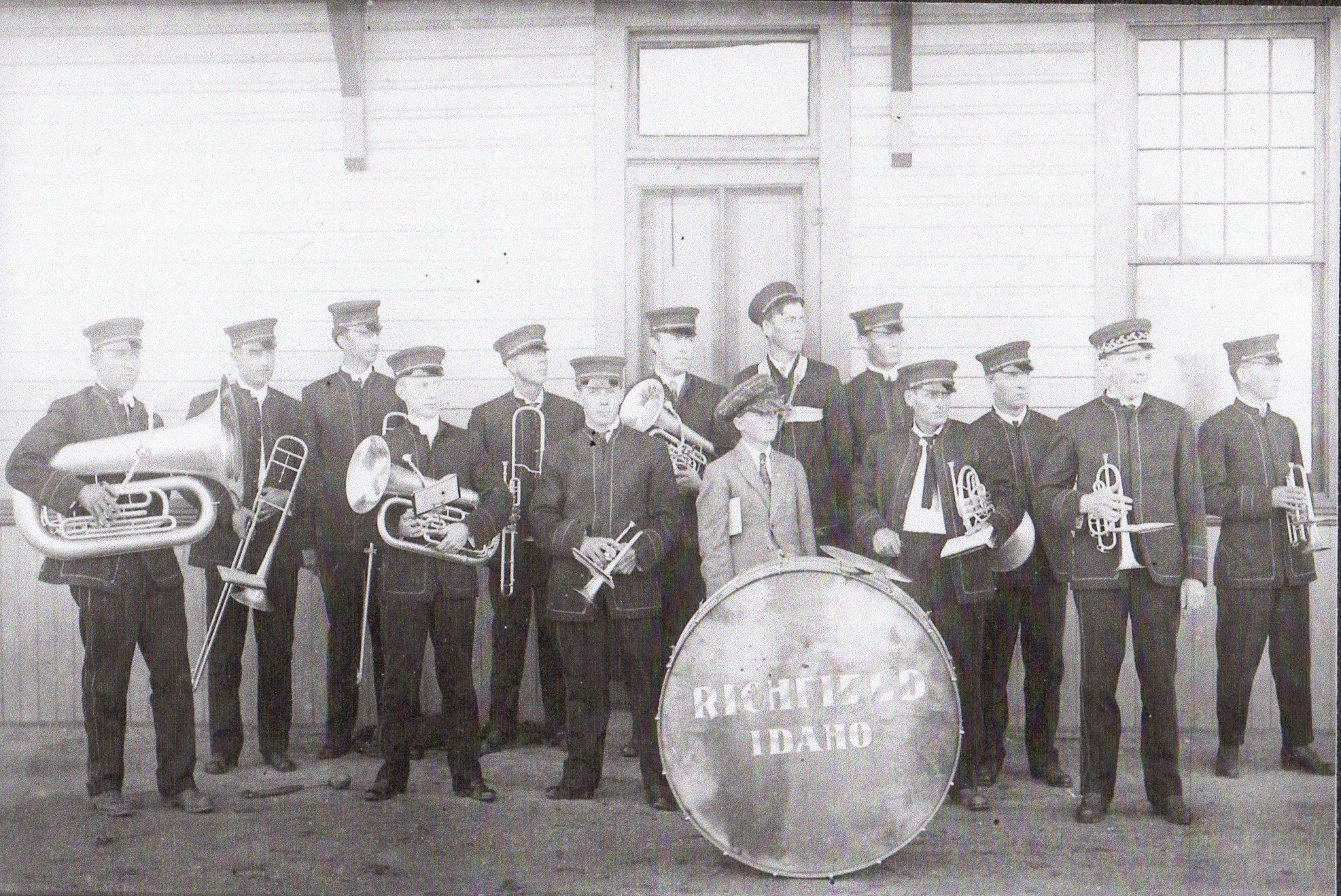 Historic Richfield, Idaho Music Band